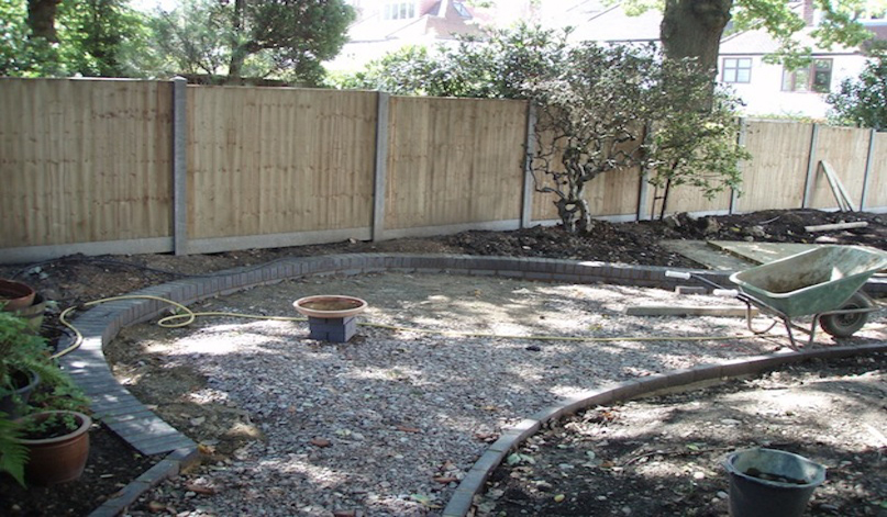 Garden design landscaping and construction north london for Garden design north london