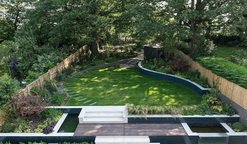 jilayne rickards garden design - Garden Design London