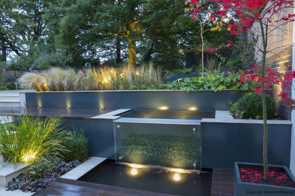 Perfect Garden Lighting Design - Garden Design #28
