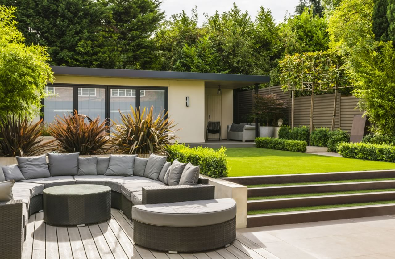 Contemporary Town Garden Finchley N3   Jilayne Rickards North London Garden  Designer