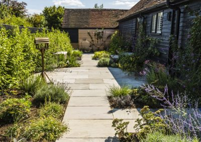 Courtyard Garden Great Missenden
