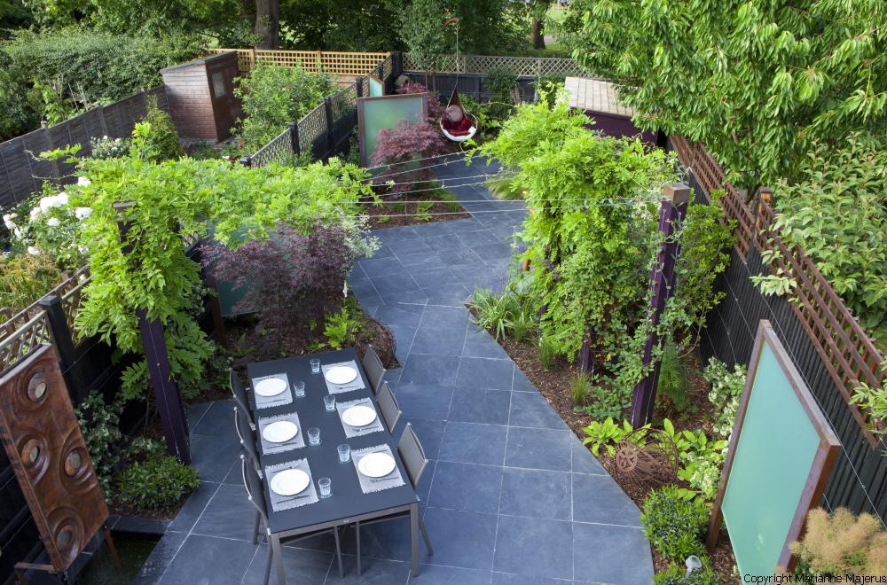 Contemporary Garden, Crouch End, N8 - Jilayne Rickards ...