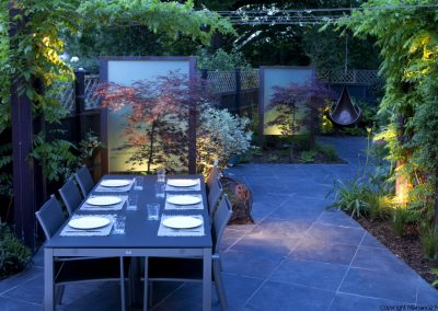 Contemporary Garden, Crouch End, N8