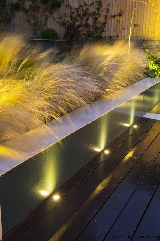 Garden Lighting Jilayne Rickards North London Designer