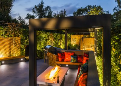 Contemporary Garden Design, Whetstone, London N20