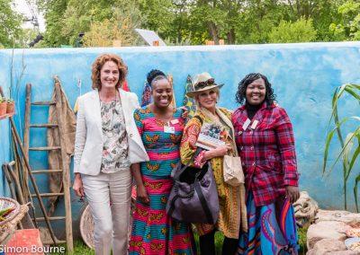 CAMFED Garden 17 (Jilayne & Joanna Lumley et al), Chelsea