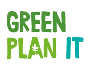 Green Plan It logo
