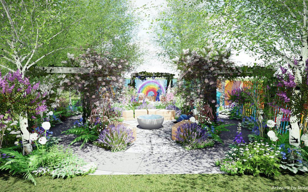 The Thank You NHS Garden