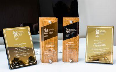 Major Win at the BALI Awards for the Urban Retreat