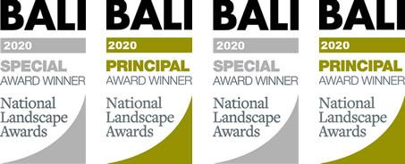 4 BALI Awards