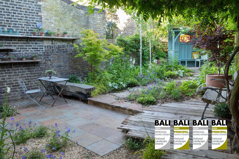 Four Bali Award Winning Garden